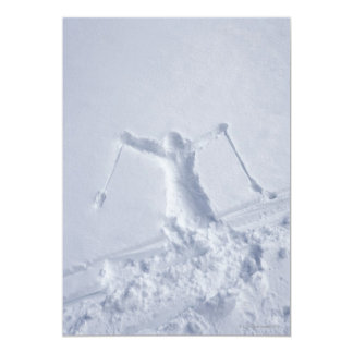 Skiers 2 card