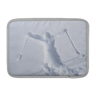 Skiers 2 MacBook air sleeve
