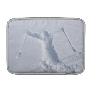 Skiers 2 MacBook sleeve