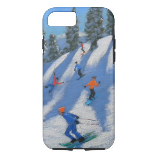 Skiers Lofer 2010 iPhone 8/7 Case