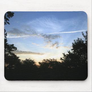 skies mouse mat