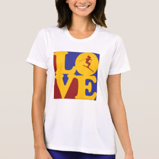Skiing Love T-Shirt