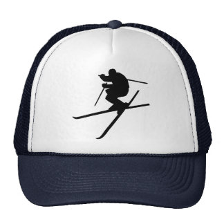 Skiing - Ski Freestyle Trucker Hat