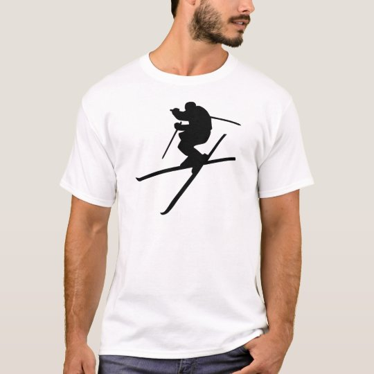 Skiing - Ski Freestyle T-Shirt