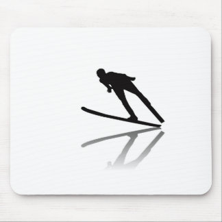 skiing ski resort ski korea ski cartoon water ski mouse mat