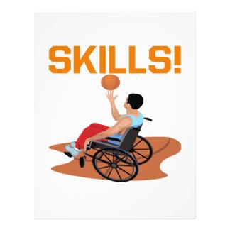 Skills Custom Flyer