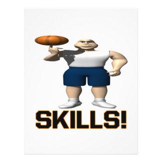 Skills Flyer