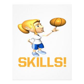 Skills Flyers