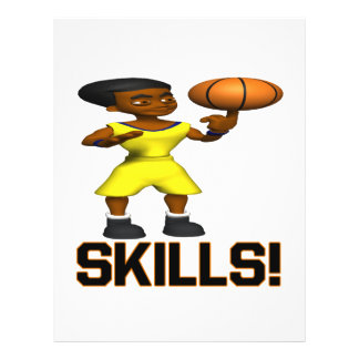 Skills Full Color Flyer