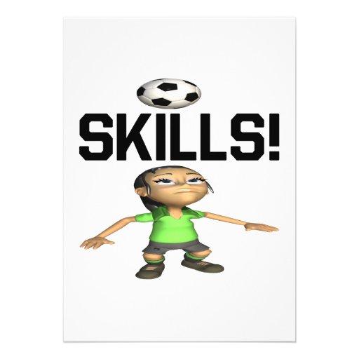 Skills Custom Announcement