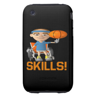 Skills iPhone 3 Tough Covers