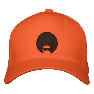 Skills Like This Afro Lid Embroidered Baseball Caps