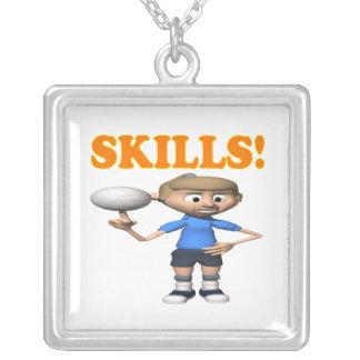 Skills Custom Necklace
