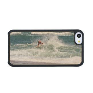 Skimboarding Carved® Maple iPhone 5C Case