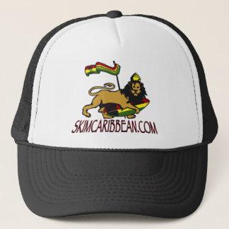 skimcaribbean lion hat