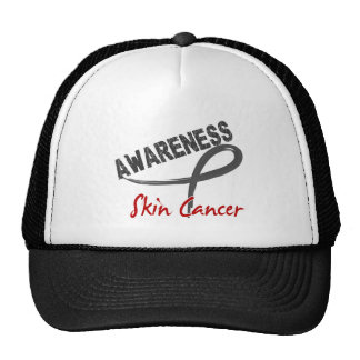 Skin Cancer Awareness 3 Cap