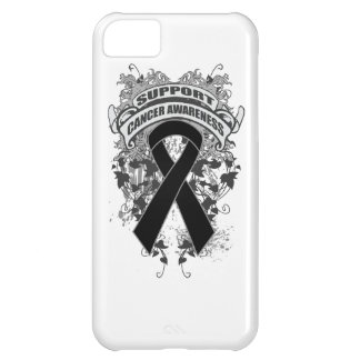 Skin Cancer - Cool Support Awareness Slogan iPhone 5C Covers