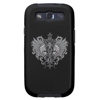 Skin Cancer Cool Wings Samsung Galaxy S3 Cases