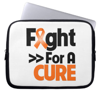 Skin Cancer Fight For a Cure v2 Laptop Sleeve
