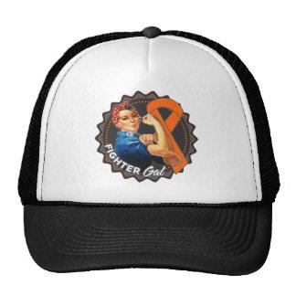 Skin Cancer Fighter Gal Cap