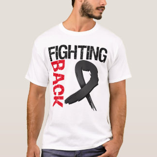 Skin Cancer Fighting Back T-Shirt