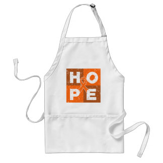 Skin Cancer HOPE Cube Adult Apron