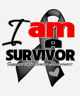 Skin Cancer - I am a Survivor Shirt