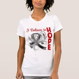 Skin Cancer I Believe in Hope Tshirt