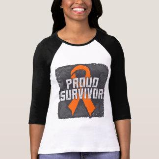 Skin Cancer Proud Survivor Tshirt