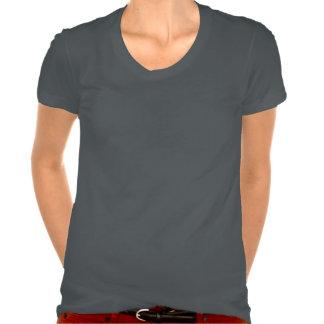 Skin Cancer Slogans Ribbon T Shirt