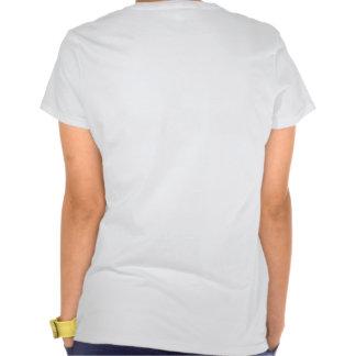Skin Cancer Slogans Ribbon Tshirts