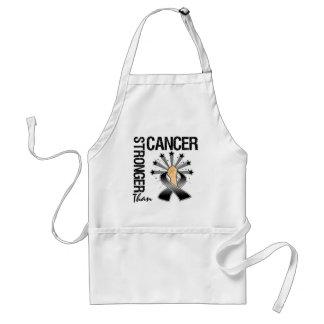 Skin Cancer - Stronger Than Cancer Standard Apron