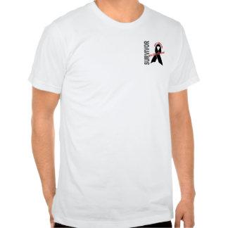 Skin Cancer Survivor 1 Tshirt