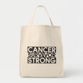 Skin Cancer Survivor Strong Tote Bag