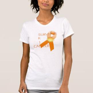 Skin Cancer Survivor T-shirts
