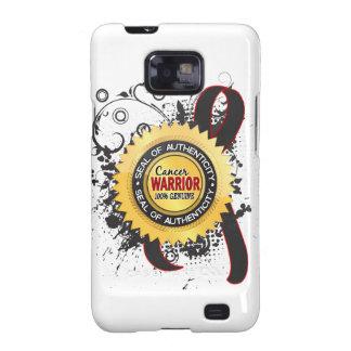Skin Cancer Warrior 23 Samsung Galaxy S2 Cover