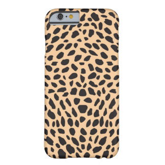 Skin cheetah decor barely there iPhone 6 case