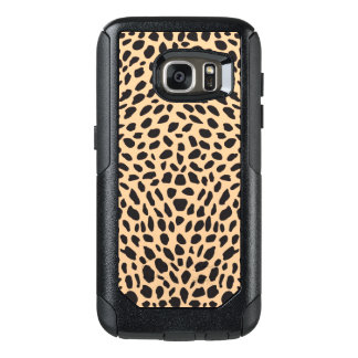 Skin cheetah decor OtterBox samsung galaxy s7 case
