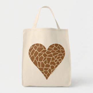 Skin Pattern, Colors of the Giraffe Tote Bag