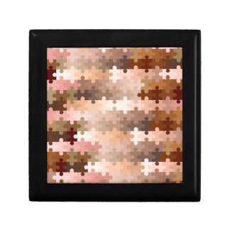 Skin Tone Jigsaw Pieces Gift Box