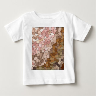 Skin Tone Mosaic Baby T-Shirt