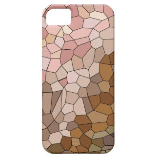 Skin Tone Mosaic Case For The iPhone 5