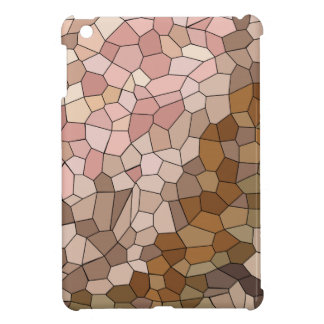 Skin Tone Mosaic iPad Mini Cover
