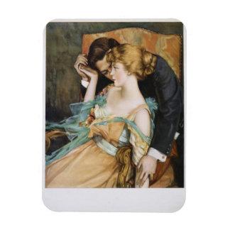 Skin You Love to Touch Mary Greene Blumenschein Rectangular Photo Magnet