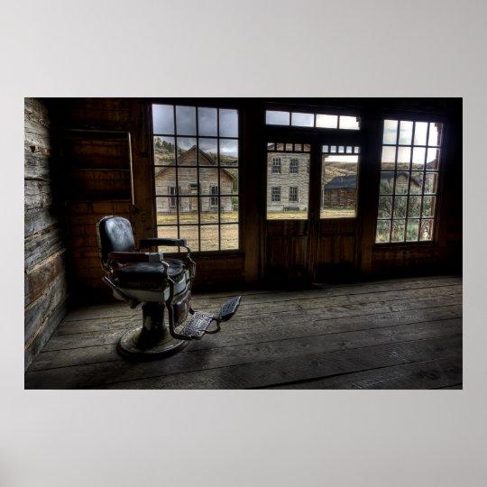 Skinner's Saloon - Bannack Ghost Town Poster