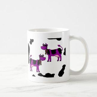 Skinney Cows Basic White Mug