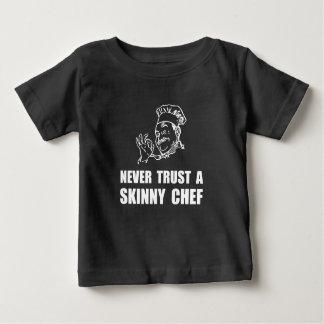 Skinny Chef T Shirts
