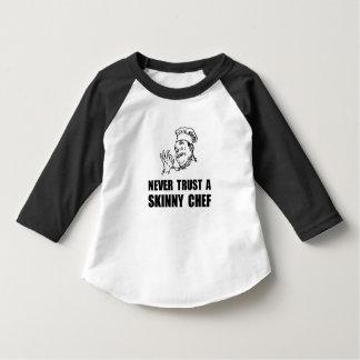Skinny Chef Tee Shirts