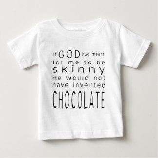 Skinny Chocolate Infant T-Shirt