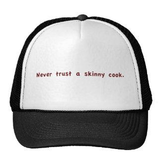 Skinny Cook Cap